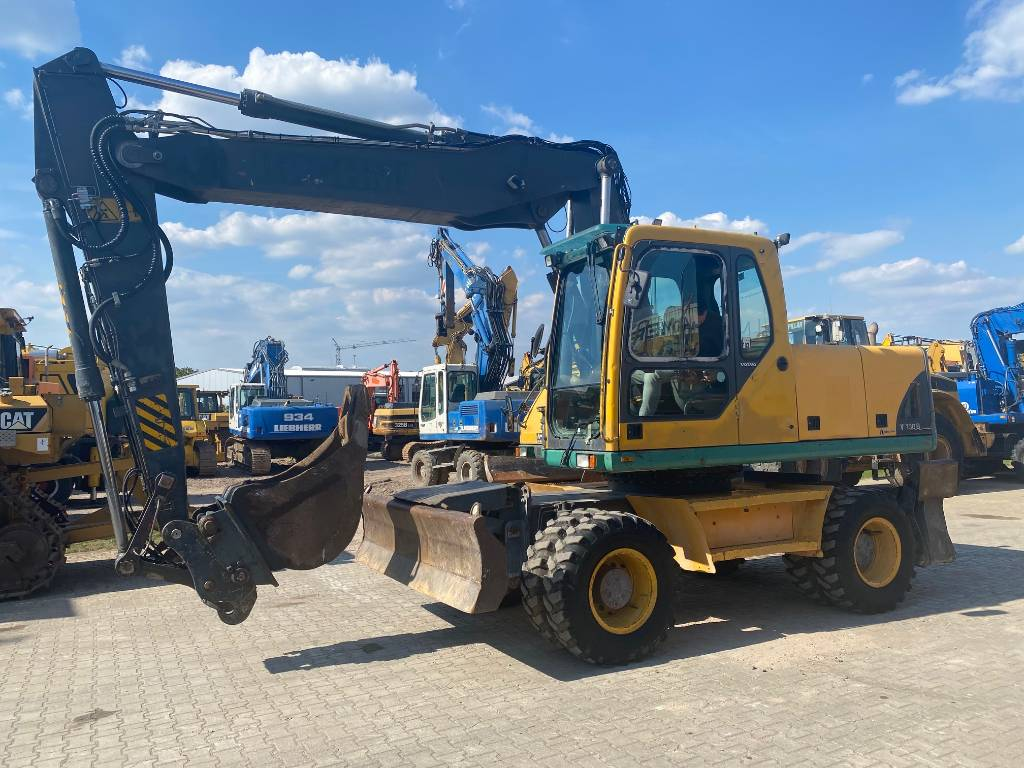 Volvo EW 180 B Top condition!
