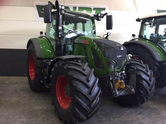 fendt 718 s4 power baujahr 2017 gebrauchte traktoren. Black Bedroom Furniture Sets. Home Design Ideas