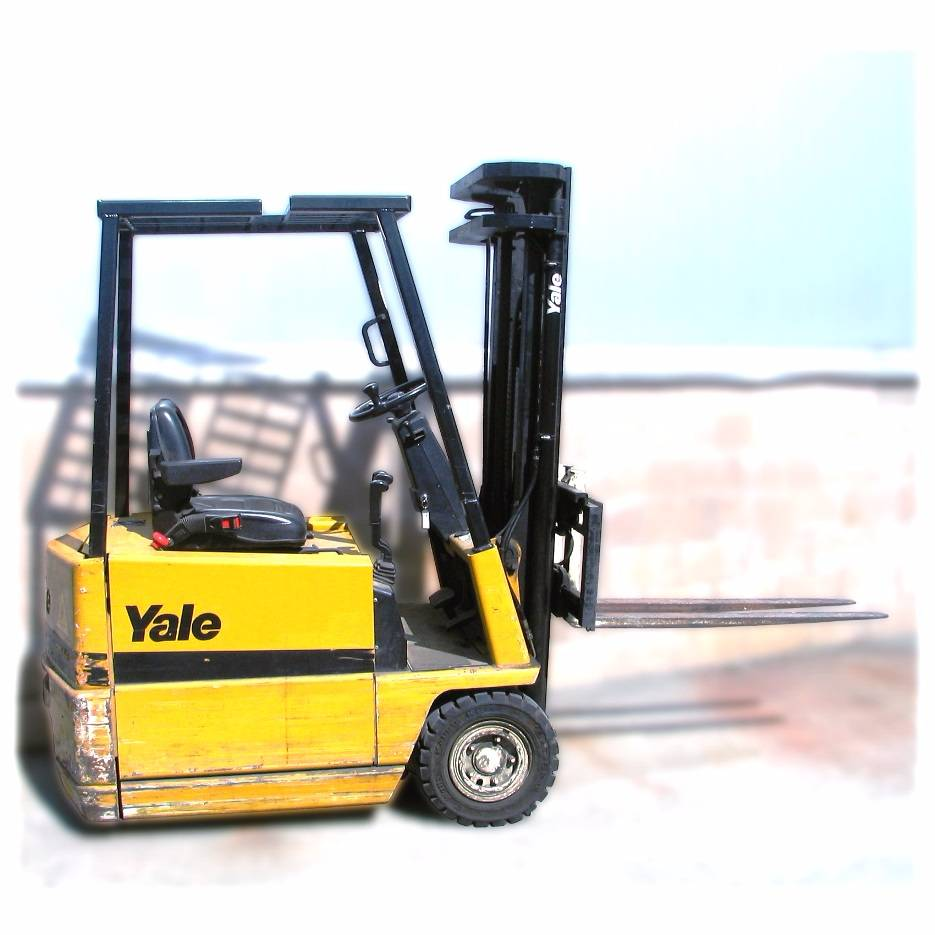 Used yale erp12rcf electric forklift trucks year 2003 for Electric forklift motor for sale