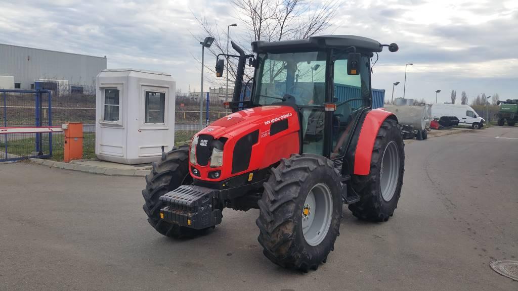 same explorer 105 4 dt hd ls preis baujahr 2015 gebrauchte traktoren gebraucht. Black Bedroom Furniture Sets. Home Design Ideas