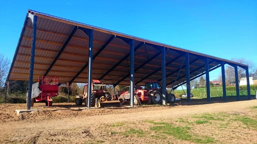 Hangar agricole occasion prix 1 ann e d 39 immatriculation 2016 stock - Hangar d occasion a vendre ...