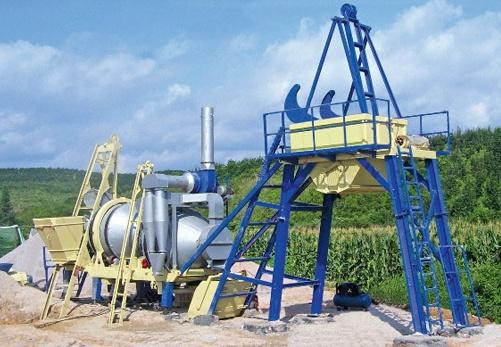 Sanlian hlb40 mobile asphalt mixing plant occasion ann e d 39 immatriculation 2014 centrale d - Plant de rhubarbe a vendre ...