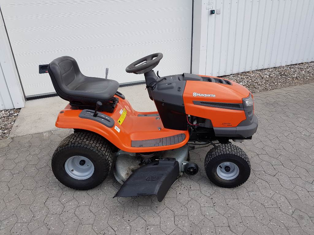 Used Riding Mowers For Sale >> Used Husqvarna LTH152 riding mowers Year: 2007 Price: $1,206 for sale - Mascus USA