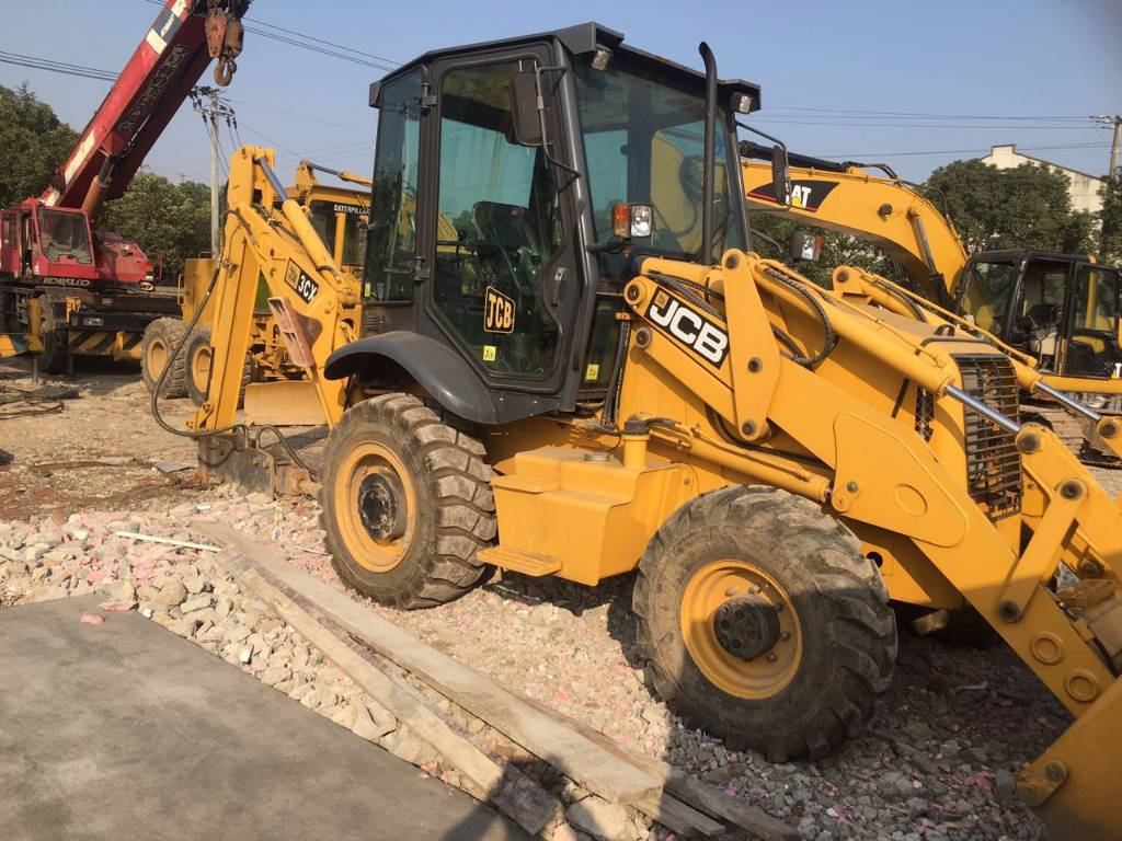 Used JCB JCB-3CX BACKHOE LOADER backhoe loaders Year: 2013 ...