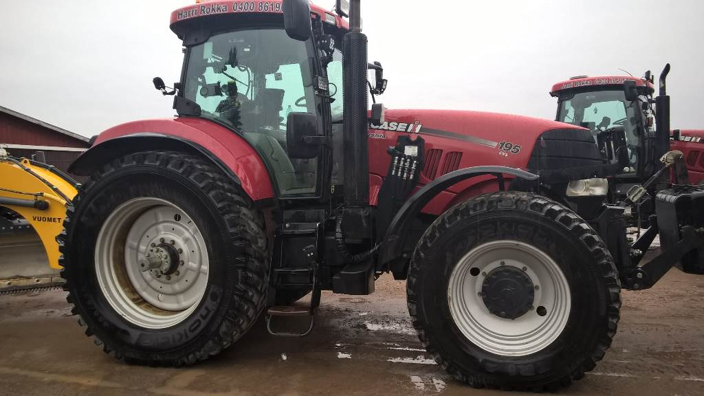 Case 50 Tractor : Used case ih puma cvx tractors year for sale