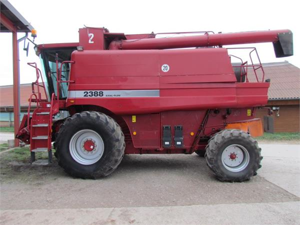 Axial Flow Combine : Used case ih axial flow combine harvesters year