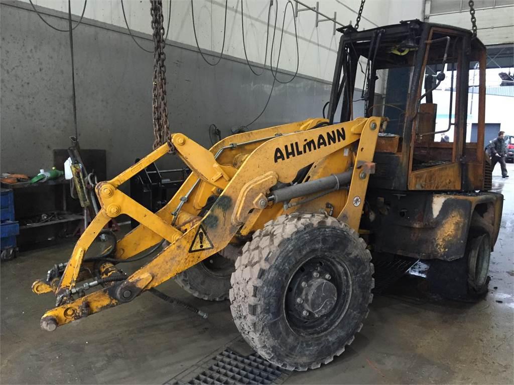 Ahlmann AL70E/AL85 (Parts)