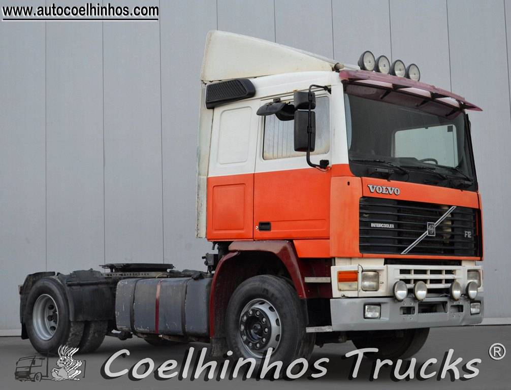 Used Volvo F12 400 tractor Units Year: 1994 Price: $12,259 for sale - Mascus USA