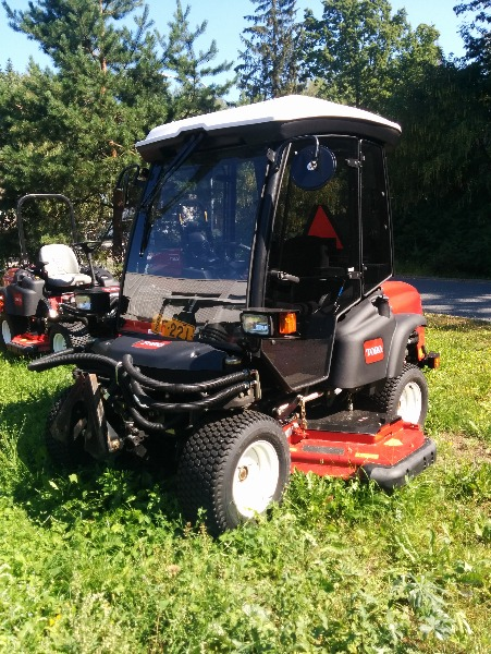 Used Riding Mowers For Sale >> Used Toro Groundsmaster 360 Cab riding mowers Year: 2011 Price: US$ 36,563 for sale - Mascus USA