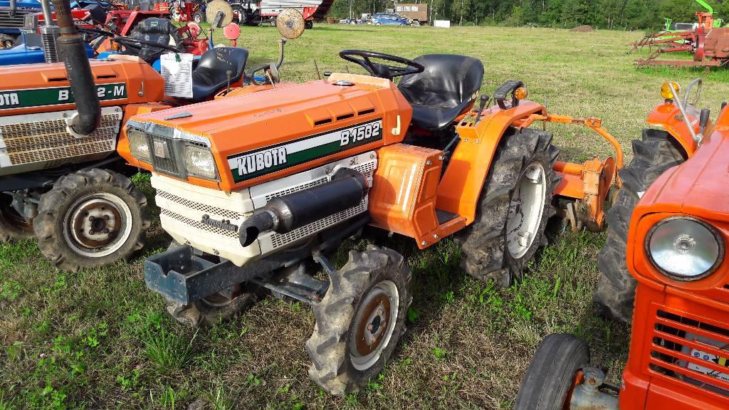 Kubota b1502dt trattori id 718af2c3 mascus italia for Trattori kubota