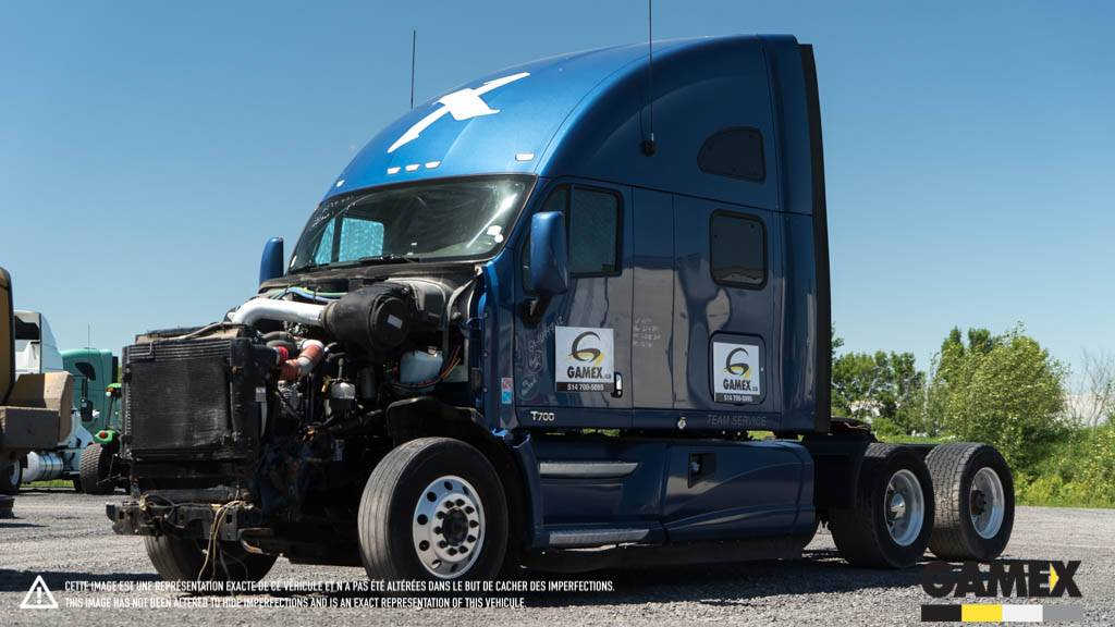Used Kenworth T700 Tractor Units Year 2012 Price 12 000