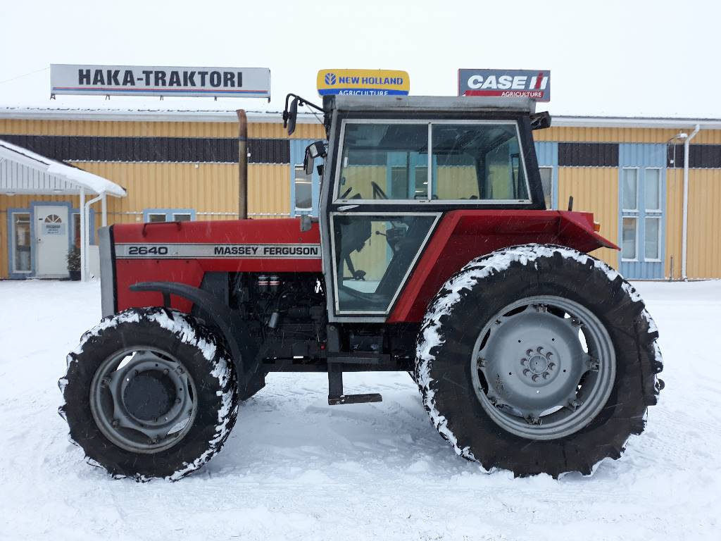 Used Tractor Tires For Sale >> Used Massey Ferguson 2640 tractors Year: 1985 Price: US ...