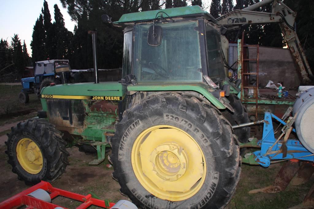 john deere 3350 dt preis baujahr 1991 gebrauchte traktoren gebraucht kaufen und. Black Bedroom Furniture Sets. Home Design Ideas