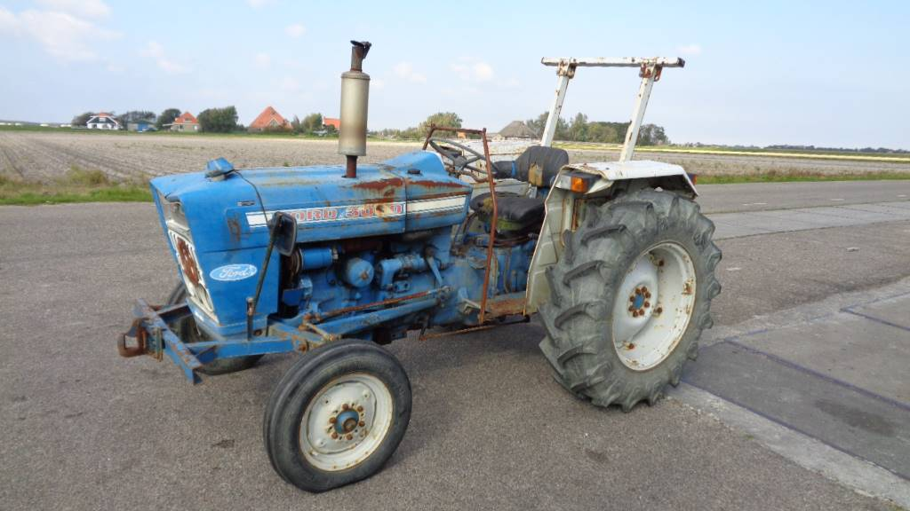1975 Ford 3000 Tractor : Ford for sale year used tractors
