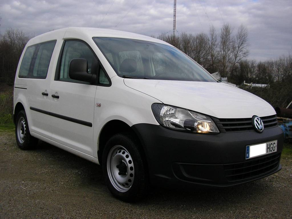volkswagen caddy tdi ann e d 39 immatriculation 2011 voiture id 75851f09 mascus france. Black Bedroom Furniture Sets. Home Design Ideas