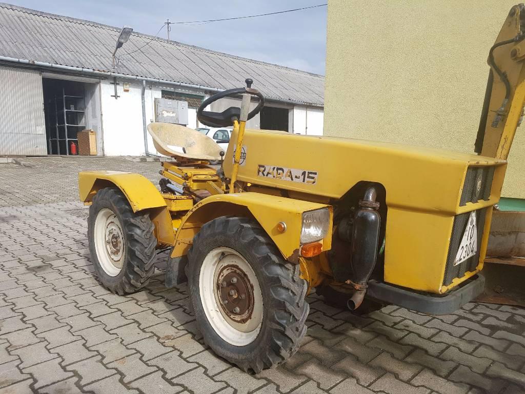 r ba 15 baujahr 1990 gebrauchte traktoren gebraucht kaufen und verkaufen bei mascus deutschland. Black Bedroom Furniture Sets. Home Design Ideas