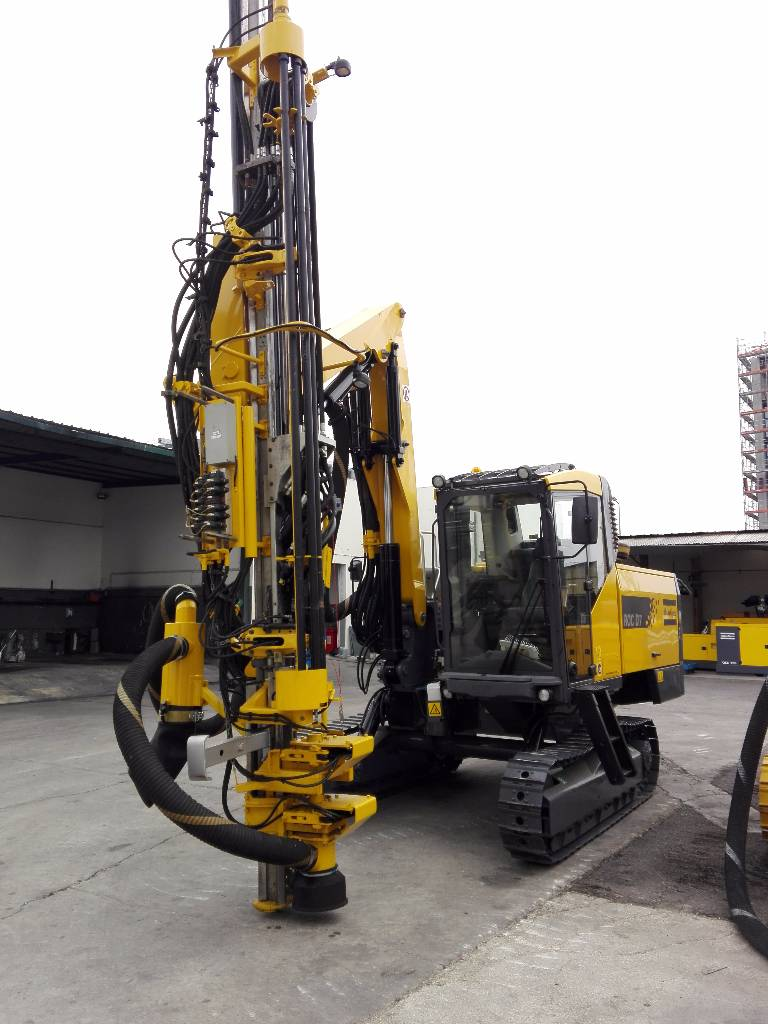 Used Atlas Copco ROC D7-11 surface drill rigs Year: 2008 for sale - Mascus USA