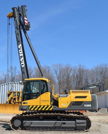Volvo 750 Excavator For Sale Price: Used Volvo PL3005D Pipelayer Dozers Year: 2012 Price: US