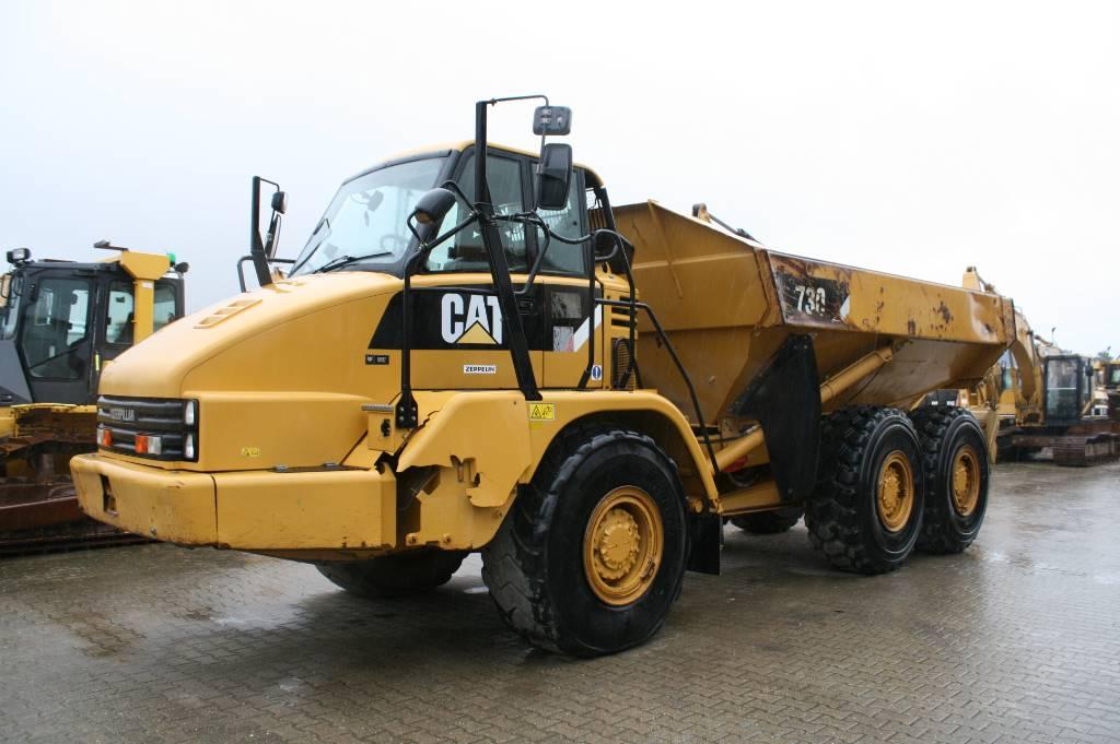 Caterpillar 730 2011