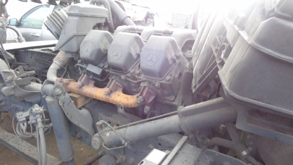 Used mercedes benz actros om501 euro5 engines year 2010 for Ao service on mercedes benz