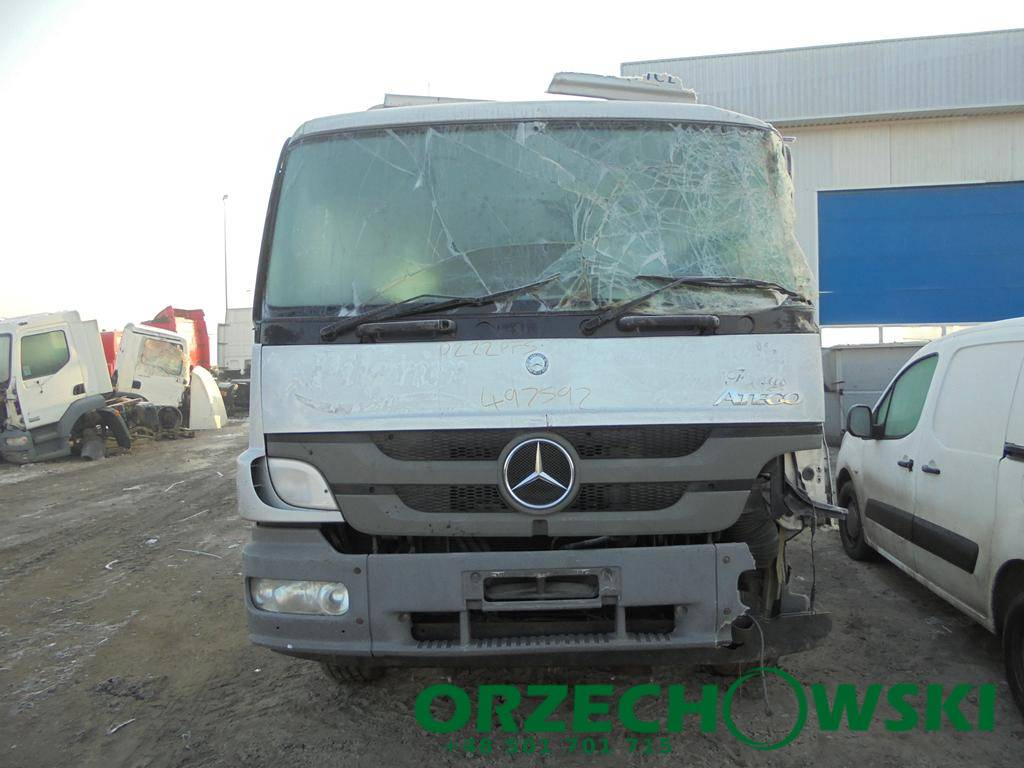 Used mercedes benz kompletny silnik atego axior euro 5 for Ao service on mercedes benz