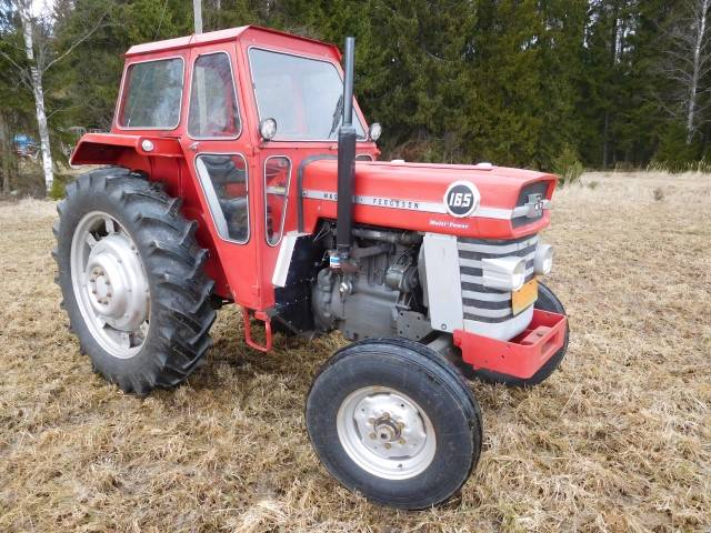 massey ferguson 165 multipower tractors price 4 004. Black Bedroom Furniture Sets. Home Design Ideas