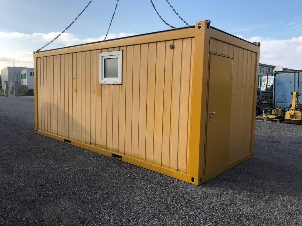 continex b rocontainer preis baujahr 2001 spezialcontainer gebraucht kaufen und. Black Bedroom Furniture Sets. Home Design Ideas