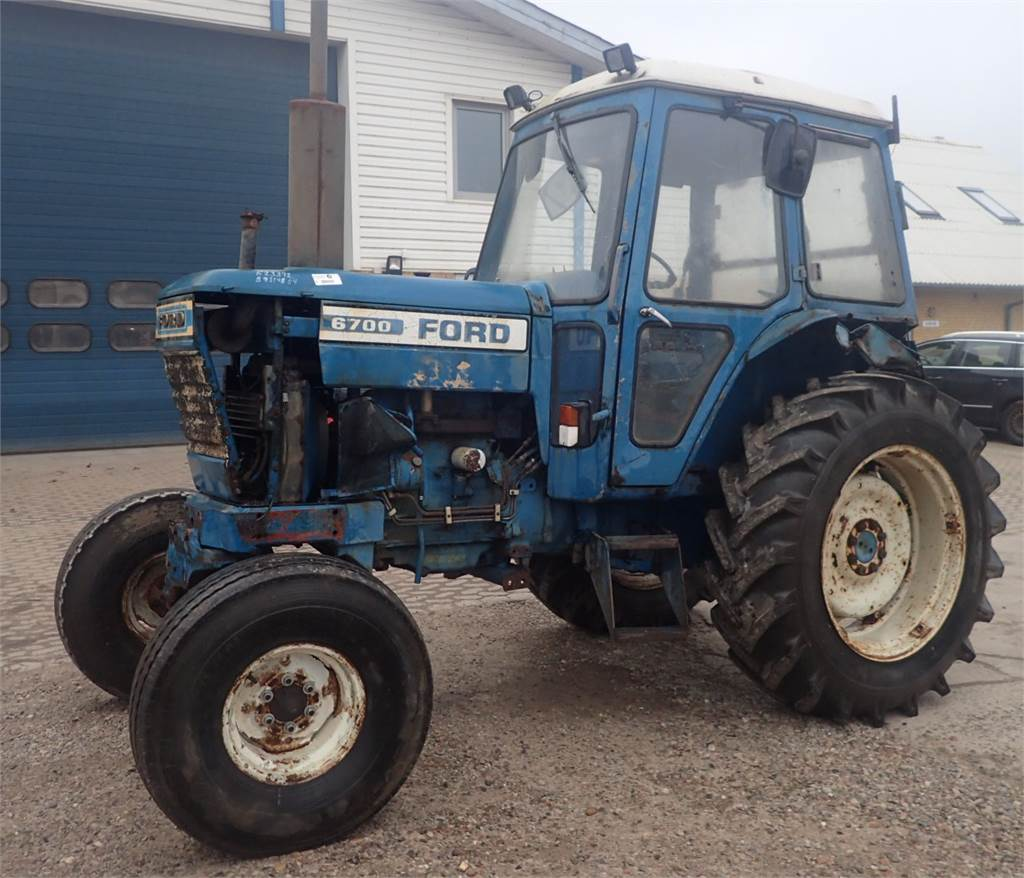 6700 Ford Tractor : Used ford tractors year for sale mascus usa