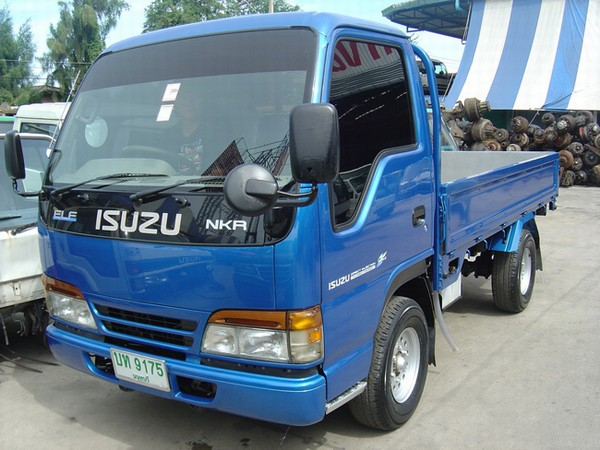 used isuzu nkr other trucks for sale mascus usa. Black Bedroom Furniture Sets. Home Design Ideas