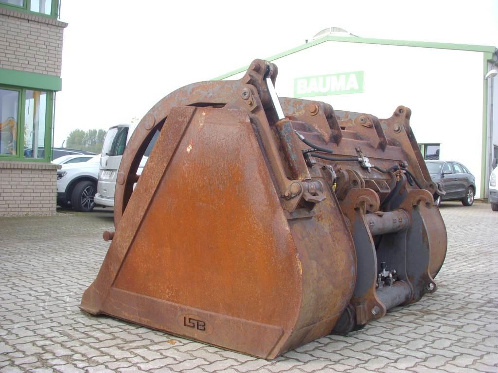 [Other] LSB (847) 2.50 m Hochkippschaufel / bucket