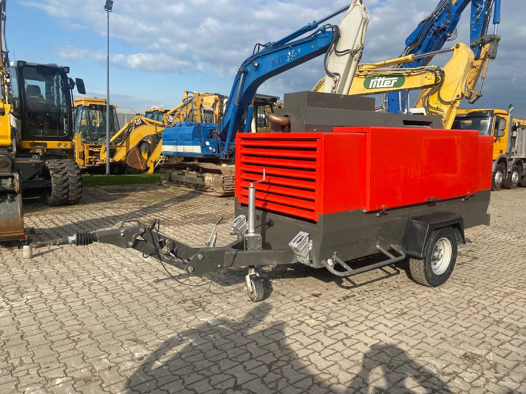 Atlas Copco XAMS 286 MD 9 bar 17300 L/M