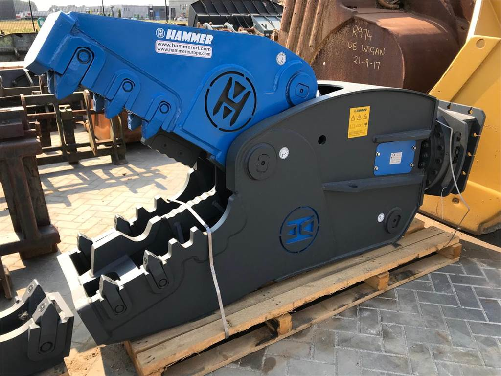 Hammer RH25 CRUSHER
