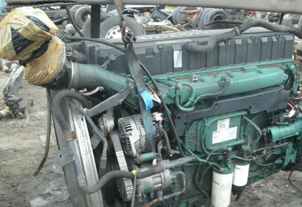 Used Volvo FH12; D12D engines Year: 2004 for sale - Mascus USA