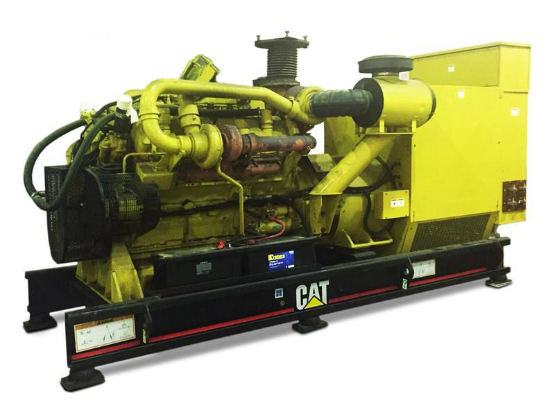 Used Caterpillar 900f Other Generators Year 2000 Price