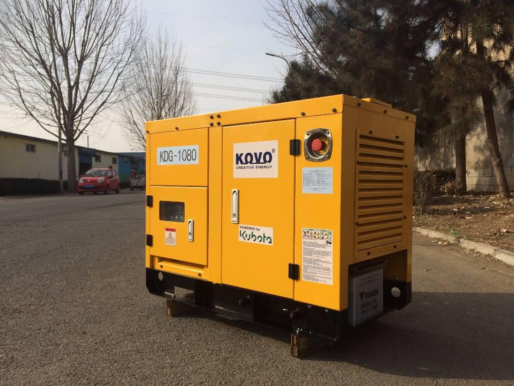 kovo diesel generator kdg1080 diesel generator gebraucht kaufen und verkaufen bei. Black Bedroom Furniture Sets. Home Design Ideas