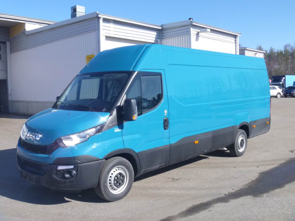 Used Iveco -daily-35s13v panel vans Year: 2016 for sale - Mascus USA