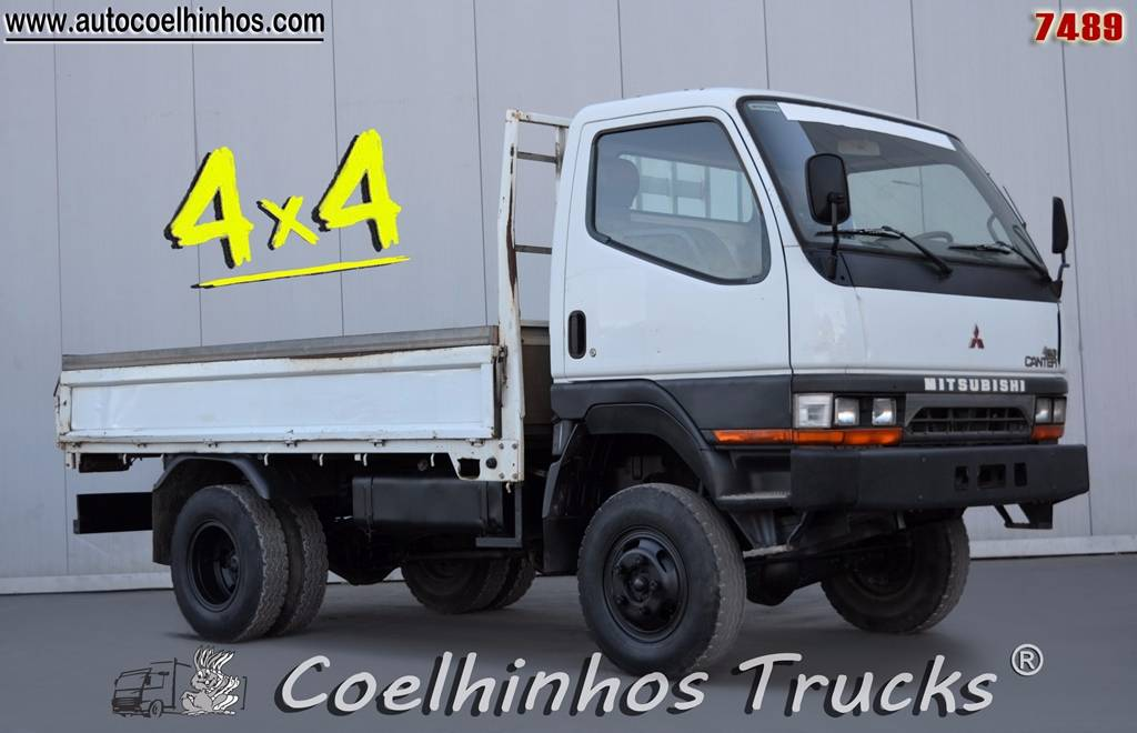 used mitsubishi canter fg635 4x4 pickup trucks year 1999 price 8 991 for sale mascus usa. Black Bedroom Furniture Sets. Home Design Ideas