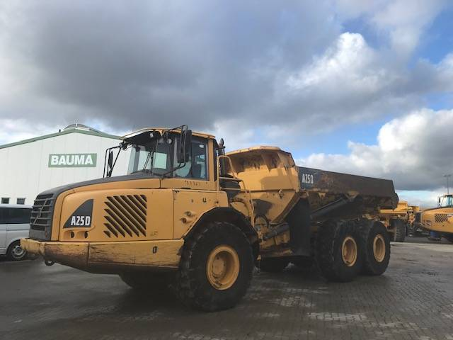 Volvo A 25 D (12001259)