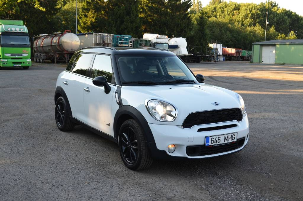 mini cooper s countryman all4 preis baujahr. Black Bedroom Furniture Sets. Home Design Ideas