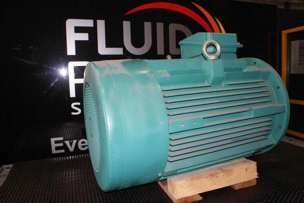 Used brook crompton electric motor 110kw electric motor for Lonne electric motors usa