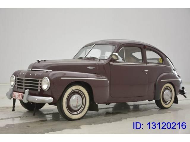volvo pv444h occasion prix 15 125 ann e d 39 immatriculation 1955 voiture volvo pv444h. Black Bedroom Furniture Sets. Home Design Ideas