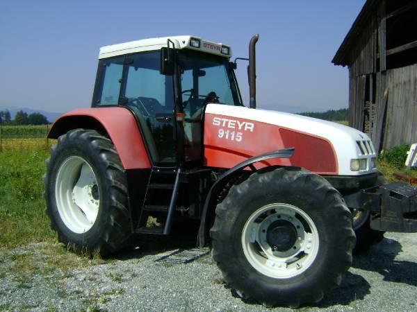 steyr 9115 gebrauchte traktoren gebraucht kaufen und verkaufen bei 8538b501. Black Bedroom Furniture Sets. Home Design Ideas