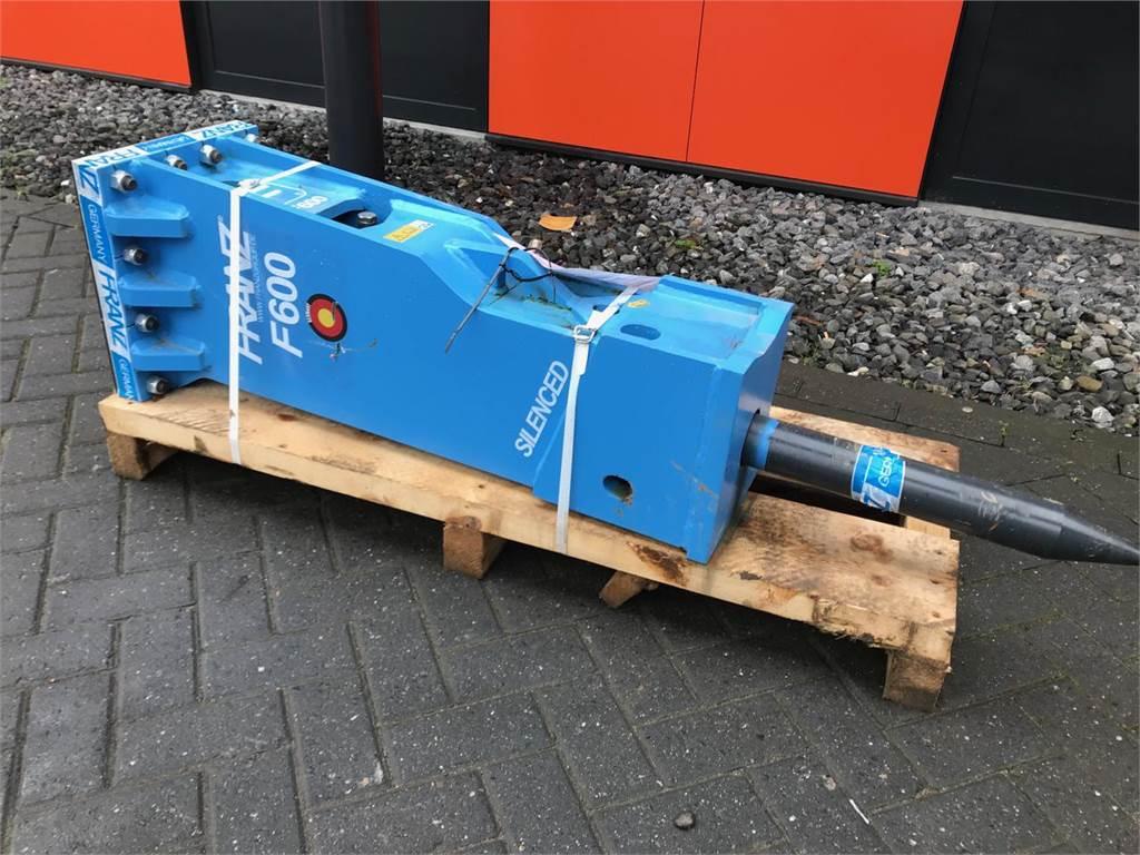 Franz F600 Hydr.Hammer