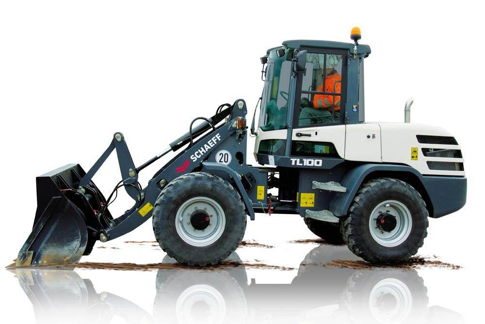 Terex TL100 speeder (NEW)