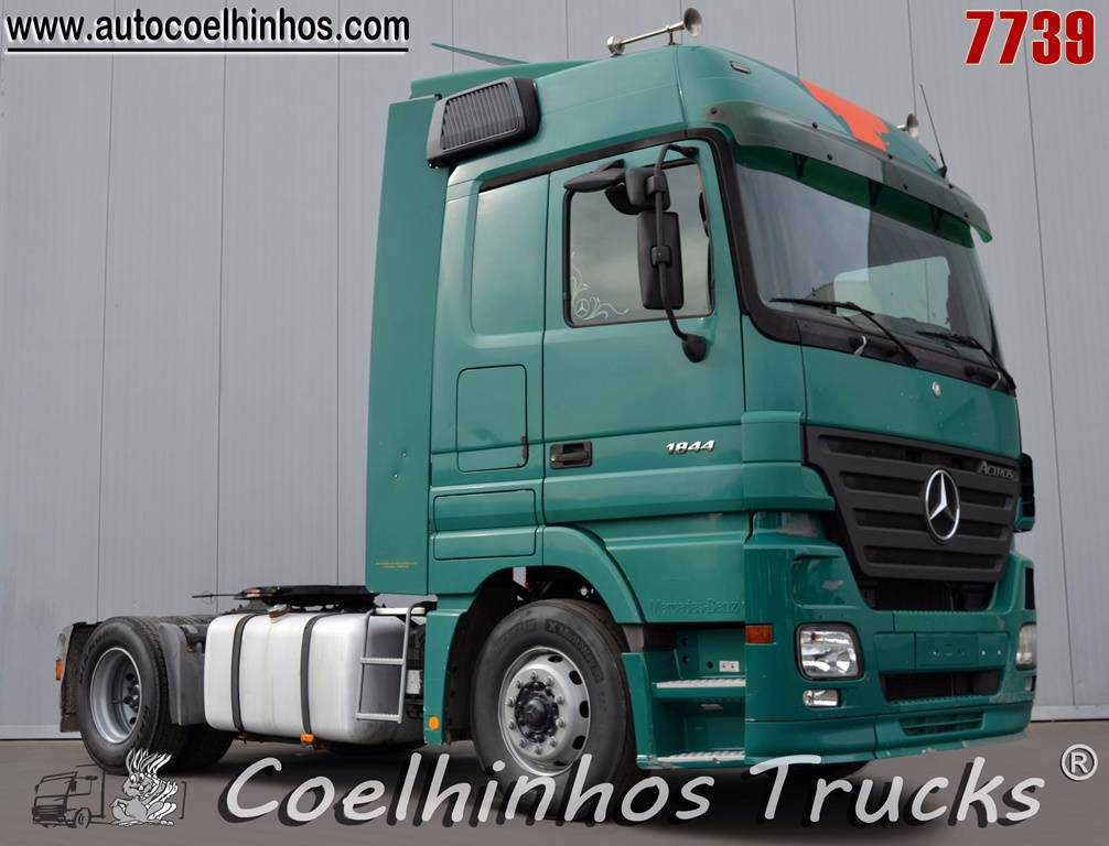 Used mercedes benz 1844 actros tractor units year 2003 for Mercedes benz actros for sale