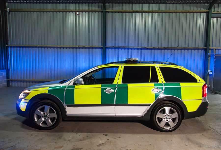 skoda rrv vcs baujahr 2011 krankenwagen gebraucht kaufen und verkaufen bei mascus deutschland. Black Bedroom Furniture Sets. Home Design Ideas
