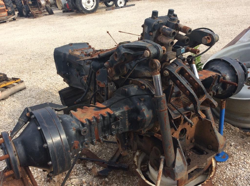Massey Ferguson Transmission Parts : Used massey ferguson transmission for sale mascus usa