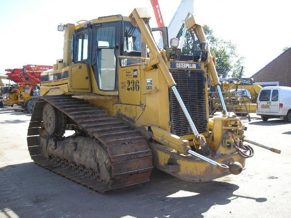 Caterpillar D6R XW series 3