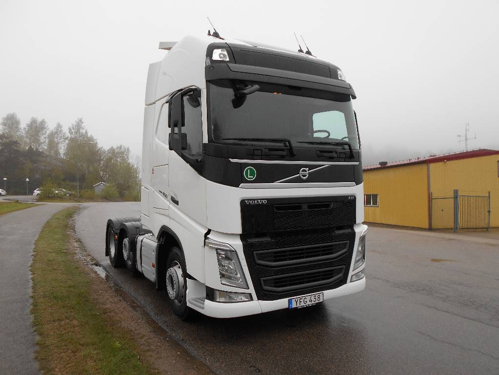 Used Volvo FH 460 6x2 ADR -15 tractor Units Year: 2015 for sale - Mascus USA