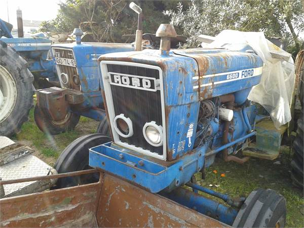 Used Ford 6600 Tractors Price 8 819 For Sale Mascus Usa